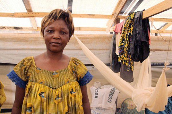La historia de supervivencia de una familia en la República Centroafricana