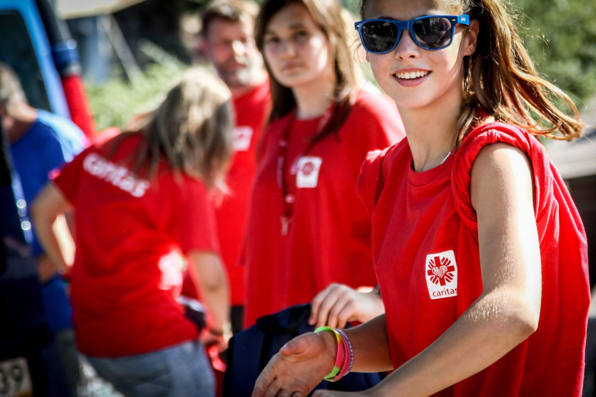 Caritas at World Youth Day 2016