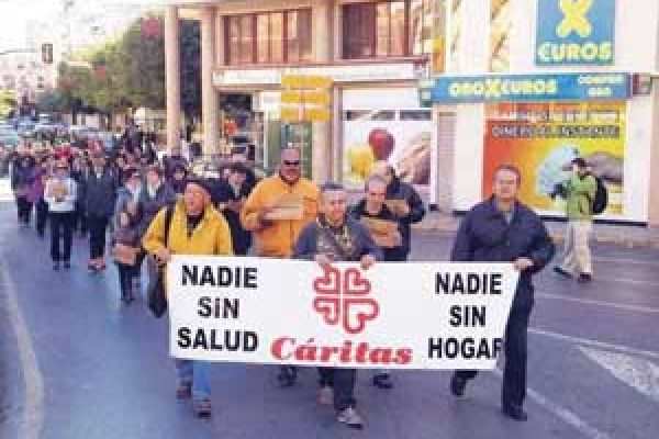 Caritas alerte le Conseil des droits de l'homme de l'ONU des risques que la crise a entraînés pour l'Espagne
