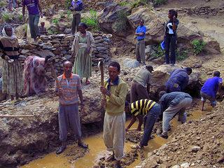 África Oriental, un año después