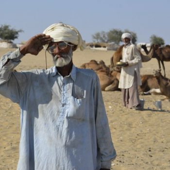 Drought hits Pakistan's desert peoples
