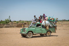 Darfur voices: New arrivals