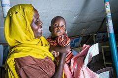 Voces de Darfur: La partera