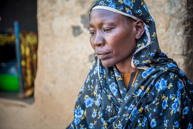 Voces de Darfur: Familias vulnerables