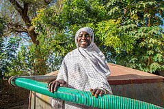 Darfur voices: Providing water