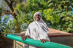 Voces de Darfur: La provisión de agua