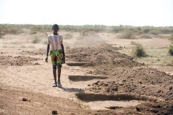 How climate change impacts people's fundamental rights
