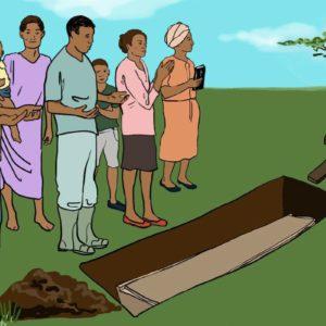 Les nouvelles modalites pour enterrer les victimes de l'Ebola prennent en compte les convictions religieuses