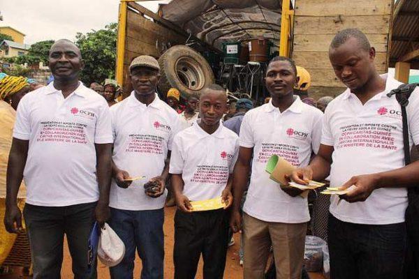 Recordando a aquellos que murieron en la epidemia de ébola en África occidental