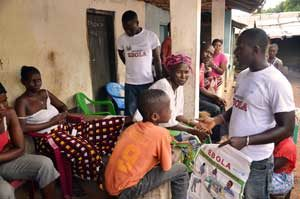 Responding to psychological needs of Ebola Orphans