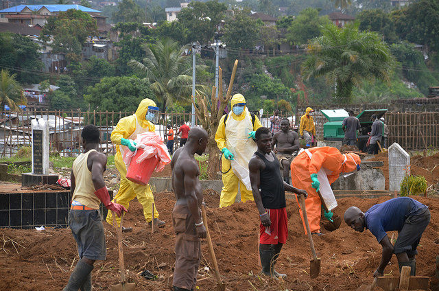 Ebola crisis calls for greater response