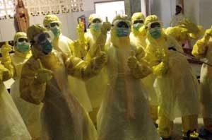 Liberia's last Ebola case leaves hospital