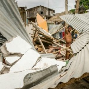 Level of damage in Ecuador overwhelming