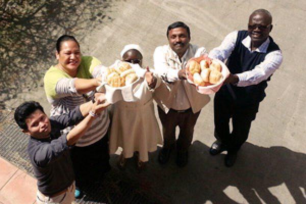 Vaincre la faim d'ici 2025 : les dirigeants de Caritas font bloc