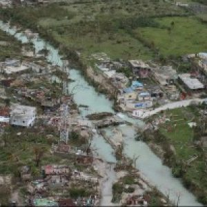Hurricane-hit Haiti appeal