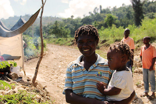 Haiti en reconstruction
