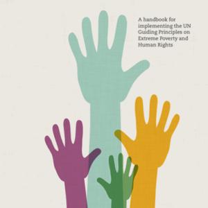 Caritas promueve un manual para erradicar la pobreza extrema