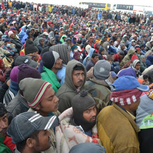 Anniversary of the convention to protect migrant workers