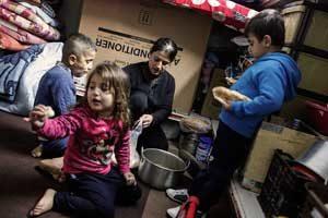 Navidades austeras para los cristianos iraquíes