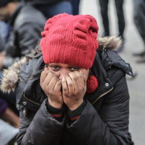 El Papa lleva esperanza a los refugiados en Lesbos