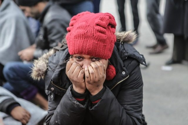 Le pape redonne espoir aux réfugiés de Lesbos