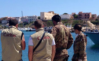 Don't let migrants drown in Mediterranean, says Caritas