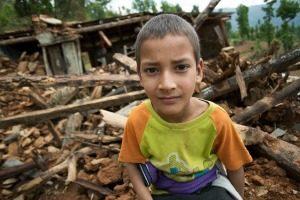 Devastation revealed in rural Nepal
