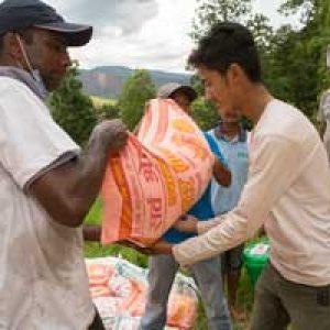 Tres meses después, «Caritas ha movido montañas» en Nepal