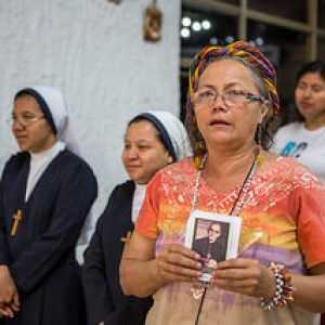 "Archbishop Oscar Romero a ""beacon of light"" for charity"
