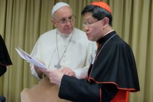 Le pape applaudit les normes de gestion de Caritas