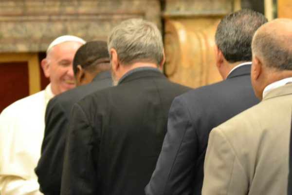 Pope Francis asks Caritas to have a prophetic courage