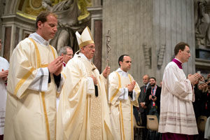 Pope Francis opens Caritas General Assembly