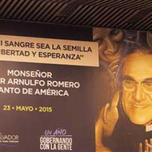 Romero est un modèle de comment travailler avec les pauvres