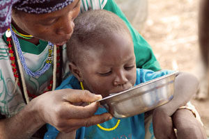 Help Senegal battle hunger