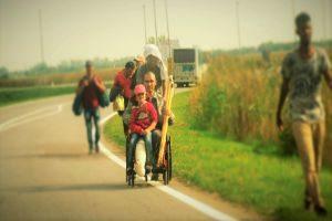 Caritas lance un appel pour aider les réfugiés en Serbie
