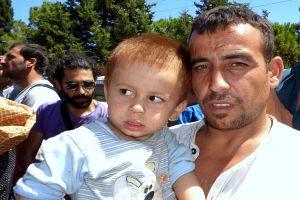 L'aide aux réfugiés s'étend aux îles grecques