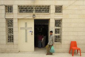 Cáritas ayuda a hermanos armenio-sirios a construirse una nueva vida.