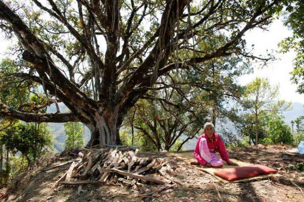 Una casa antisísmica para Thiramaya de 103 años