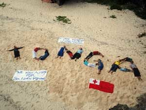 Tonga, a small yet strong voice at the Lima climate change conference