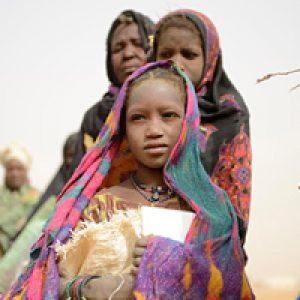 El hambre en África occidental