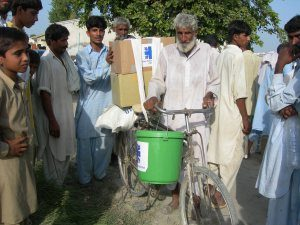 Flood Anniversary and the role of Caritas Pakistan