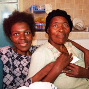 Compasión para las personas que viven con el sida