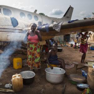 Recursos vitales para la República Centroafricana