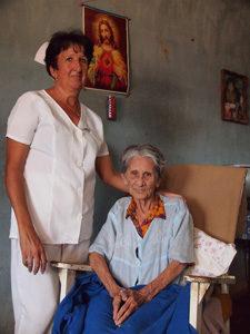 Caritas responde en Cuba al desamparo de la tercera edad