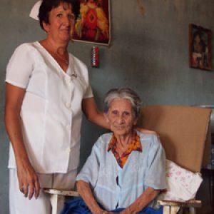 Caritas Cuba helps elderly as poverty grows