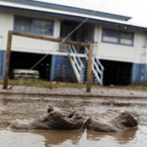 L'Australie en proie aux inondations