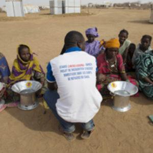 Les réfugiés Maliens protègent l'environnement au Burkina