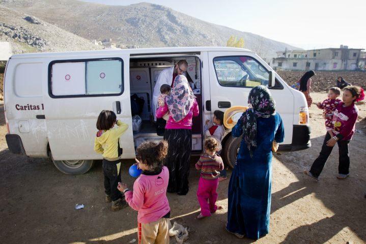 Tragic death of Syrian baby in Lebanon