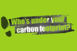 ¿A quién le queda la marca de su huella de carbono?