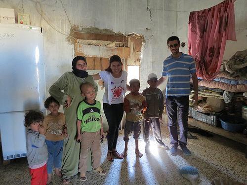 Syrian refugees: 'Caritas gave us hope'